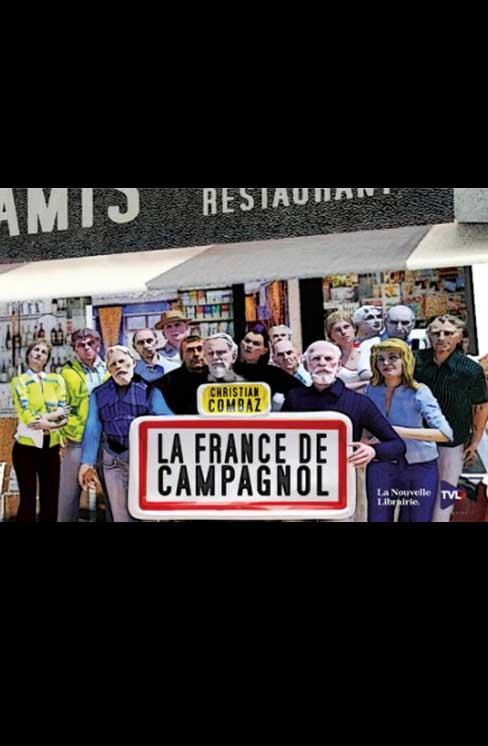 La France de Campagnol | La Nouvelle Librairie