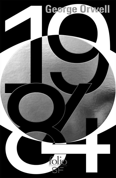 1984, georges orwell, Gallimard