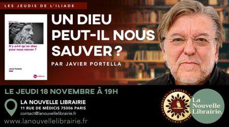 Javier Portella jeudi Iliade